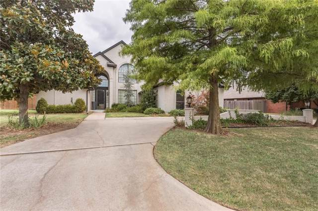 916 Gleneagles Drive, Edmond, OK 73013 (MLS #895183) :: Homestead & Co