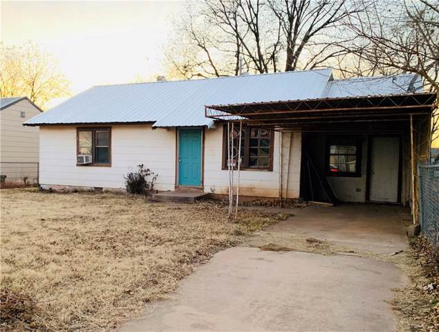 1407 N Broadway Street, Sayre, OK 73662 (MLS #895194) :: Keri Gray Homes