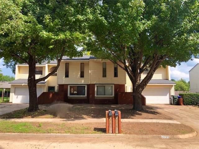 2701 Shoreridge Avenue #2703, Norman, OK 73072 (MLS #895203) :: Homestead & Co