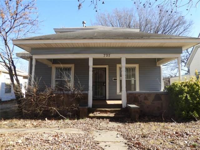 727 N Louisa Avenue, Shawnee, OK 74801 (MLS #895288) :: Homestead & Co