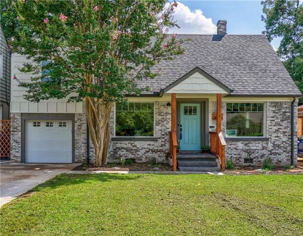 3020 NW 24th Street, Oklahoma City, OK 73107 (MLS #895330) :: Homestead & Co