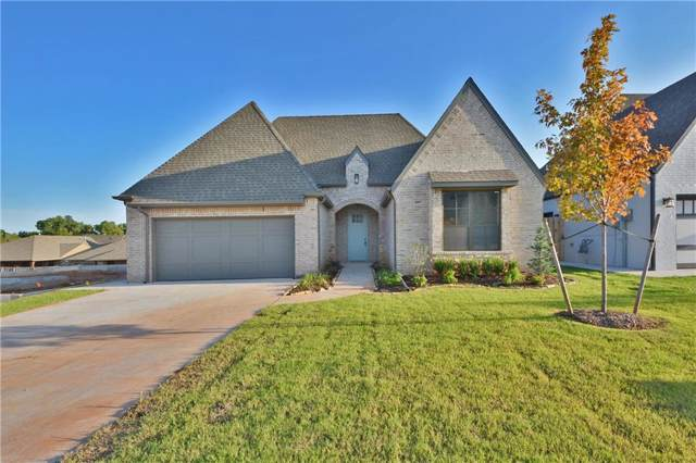 1232 Lemon Ranch Road, Edmond, OK 73034 (MLS #895363) :: Homestead & Co