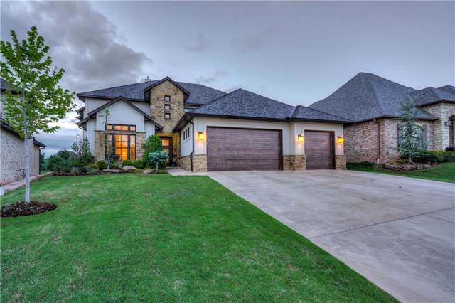 441 Saint Claire Drive, Edmond, OK 73025 (MLS #895399) :: Homestead & Co