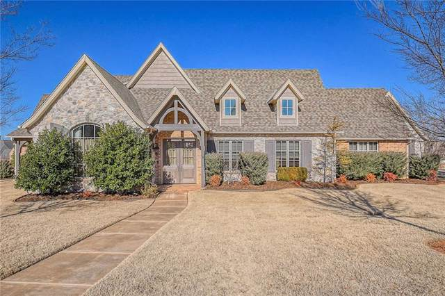 3309 NW 173rd Street, Edmond, OK 73012 (MLS #895400) :: Homestead & Co