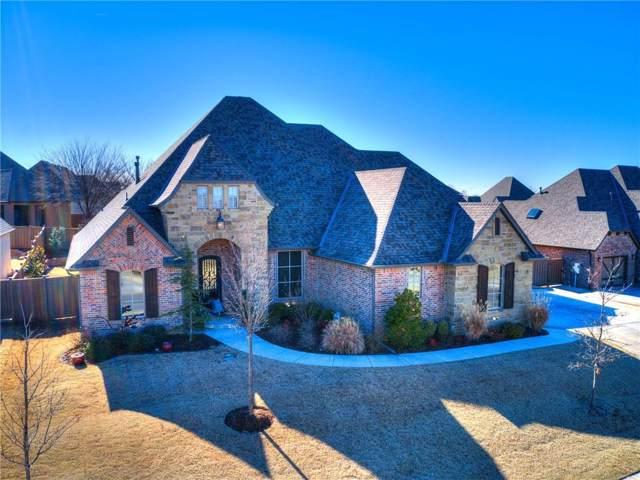3408 Hidden Leaf Drive, Edmond, OK 73012 (MLS #895416) :: Homestead & Co