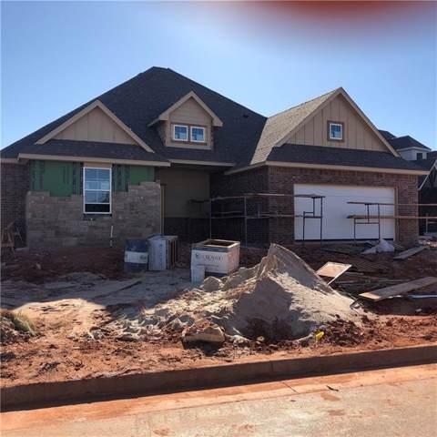 816 NW 192nd Terrace, Edmond, OK 73012 (MLS #895435) :: Homestead & Co