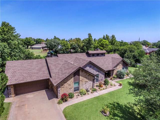 712 Mulberry, Weatherford, OK 73096 (MLS #895441) :: Homestead & Co