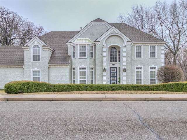 2420 Old Pond Road, Edmond, OK 73034 (MLS #895444) :: Homestead & Co