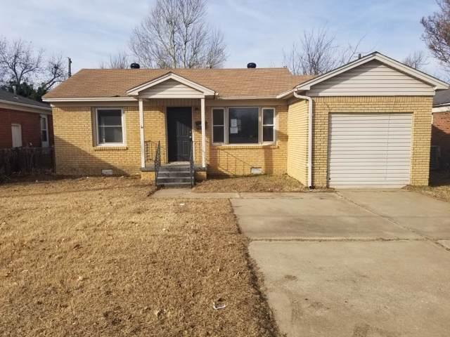 4507 N Rockwell Avenue, Bethany, OK 73008 (MLS #895452) :: Homestead & Co