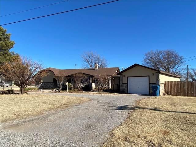606 E Normal Corner, Cordell, OK 73632 (MLS #895627) :: Homestead & Co
