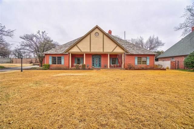 4108 Ramsey Road, Oklahoma City, OK 73099 (MLS #895663) :: Homestead & Co