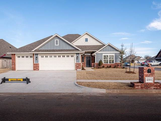 12101 SW 46th Court, Mustang, OK 73064 (MLS #895675) :: Homestead & Co
