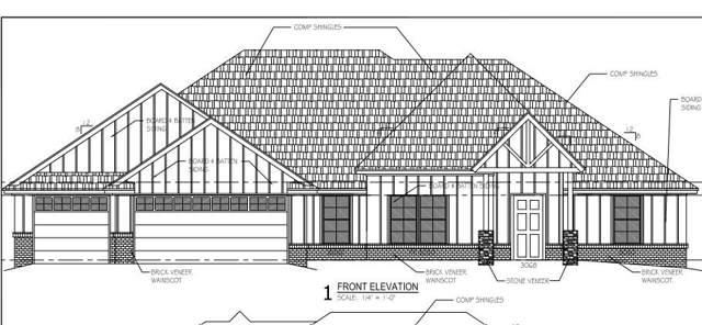9756 Pastoral Drive, Guthrie, OK 73044 (MLS #895689) :: Homestead & Co