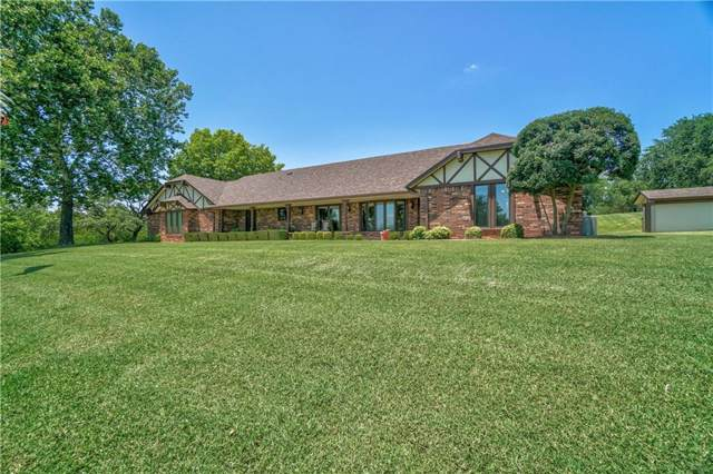 7200 S Fields Street, Oklahoma City, OK 73150 (MLS #895728) :: Homestead & Co