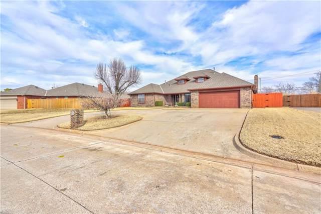 6828 N Waterwood Way, Warr Acres, OK 73132 (MLS #895738) :: Homestead & Co