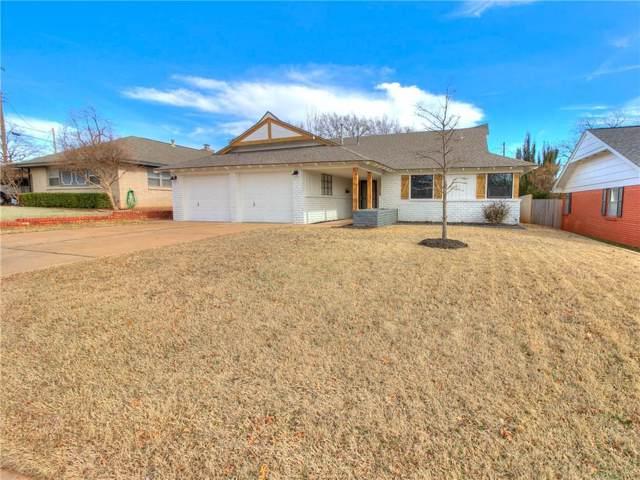2425 NW 43rd Circle, Oklahoma City, OK 73112 (MLS #895739) :: Homestead & Co