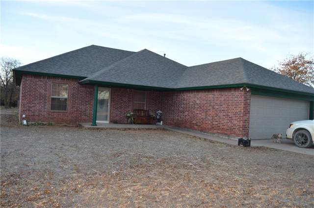12100 210th Street, Blanchard, OK 73010 (MLS #895757) :: Homestead & Co