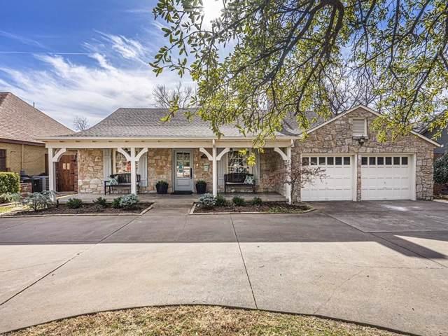 1710 Windsor Place, Nichols Hills, OK 73116 (MLS #895767) :: Homestead & Co