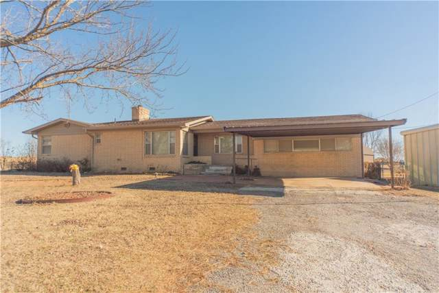 56125 Hazel Dell Road, Prague, OK 74864 (MLS #895788) :: Homestead & Co