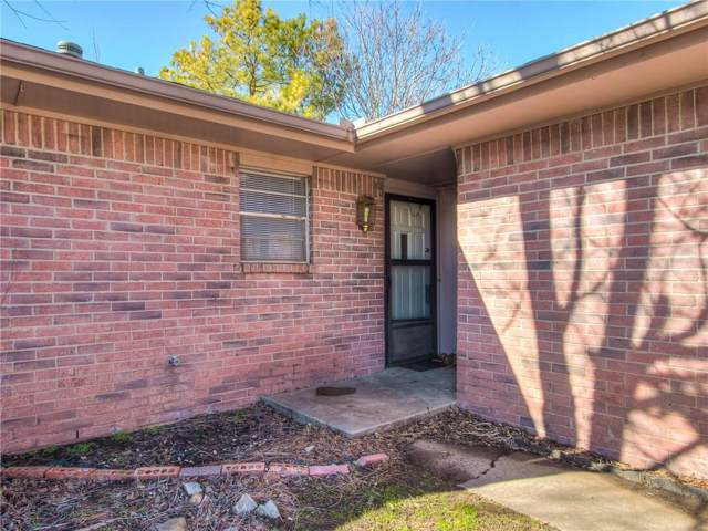 904 Glenwood Drive, Yukon, OK 73099 (MLS #895805) :: Homestead & Co