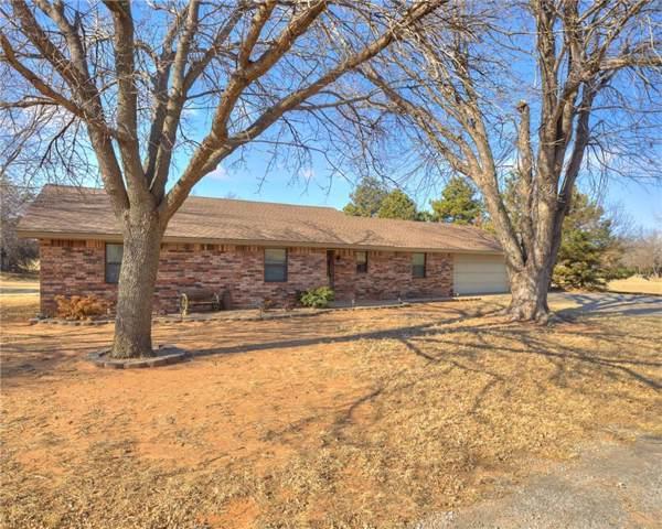 10277 N 2431 Road, Weatherford, OK 73096 (MLS #895831) :: Homestead & Co