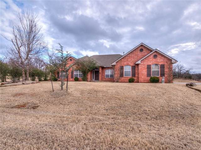 14716 SE 83rd Court, Choctaw, OK 73020 (MLS #895838) :: Homestead & Co