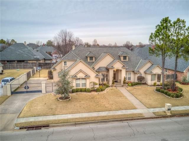 2809 SW 125th Terrace, Oklahoma City, OK 73170 (MLS #895845) :: Homestead & Co