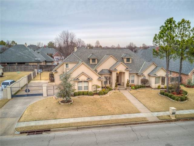 2809 SW 125th Street, Oklahoma City, OK 73170 (MLS #895845) :: Homestead & Co