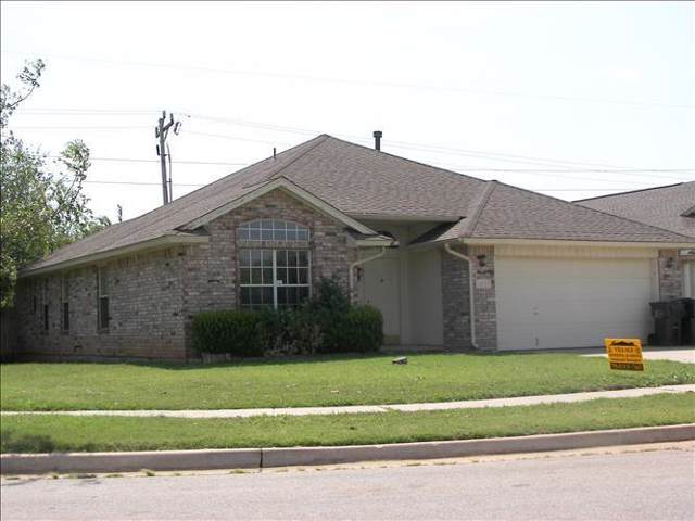 1809 East View Drive, Norman, OK 73071 (MLS #895847) :: Homestead & Co