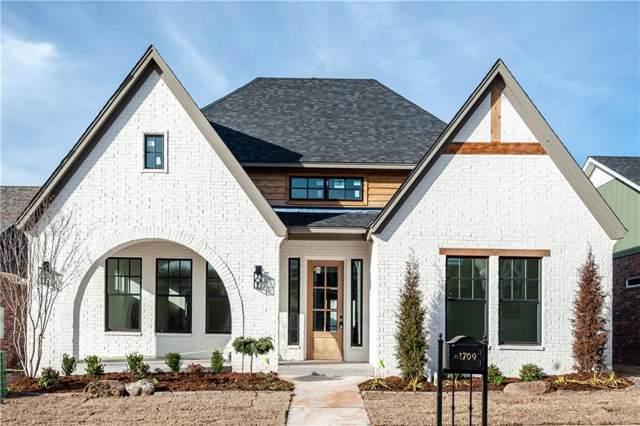 1709 Boathouse Road, Edmond, OK 73034 (MLS #895864) :: Homestead & Co