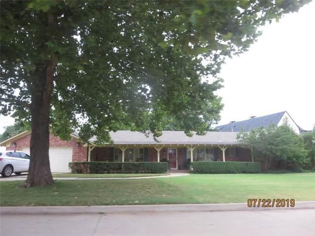 1121 Belford Avenue, Nichols Hills, OK 73116 (MLS #895916) :: The Oklahoma Real Estate Group