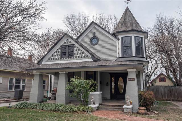 1315 NW 21st Street, Oklahoma City, OK 73106 (MLS #895923) :: Homestead & Co