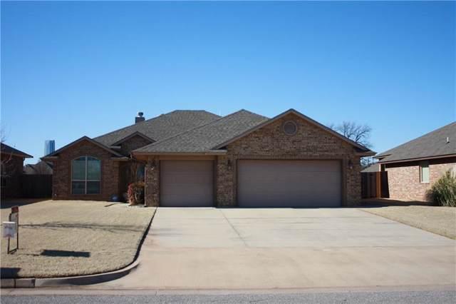 617 N Bath Avenue, Oklahoma City, OK 73117 (MLS #895932) :: Homestead & Co
