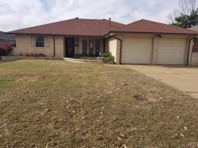 3609 N Ridgewood Drive, Midwest City, OK 73110 (MLS #895942) :: Homestead & Co
