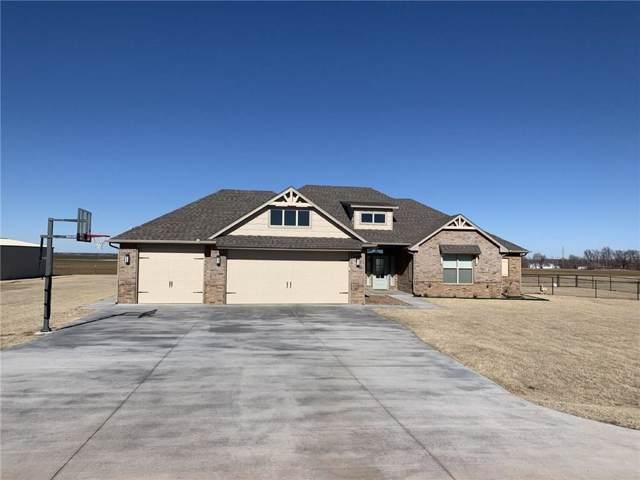 1411 Abraham Drive, Tuttle, OK 73089 (MLS #895996) :: Homestead & Co