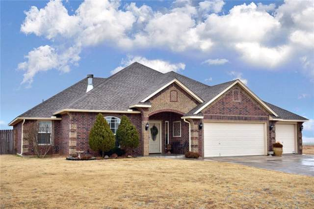 1201 Abraham Drive, Tuttle, OK 73089 (MLS #896002) :: Homestead & Co