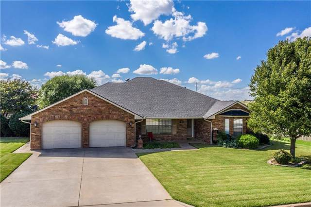 1821 N Debra, Weatherford, OK 73096 (MLS #896009) :: Homestead & Co