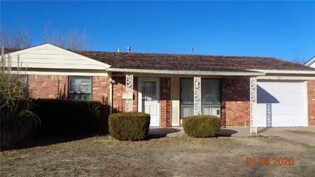 413 E Saturn Street, Altus, OK 73521 (MLS #896028) :: Homestead & Co