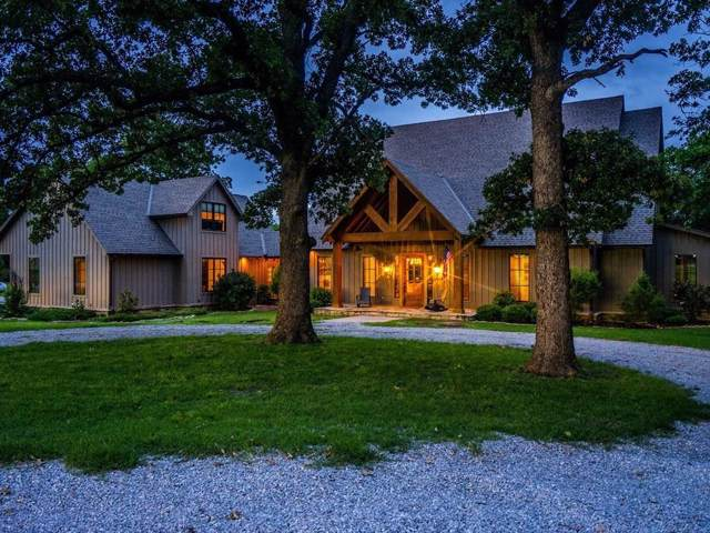 12589 N Big Sky Drive, Shawnee, OK 74804 (MLS #896030) :: Homestead & Co