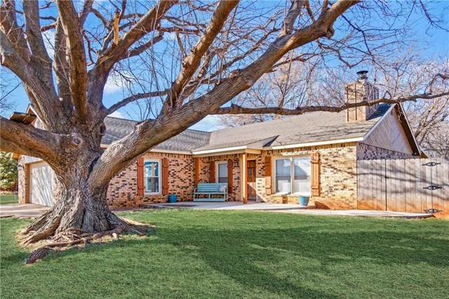 603 N Lester, Elk City, OK 73644 (MLS #896043) :: Homestead & Co