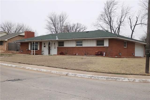 301 W Silver Meadow Drive, Midwest City, OK 73110 (MLS #896055) :: Homestead & Co