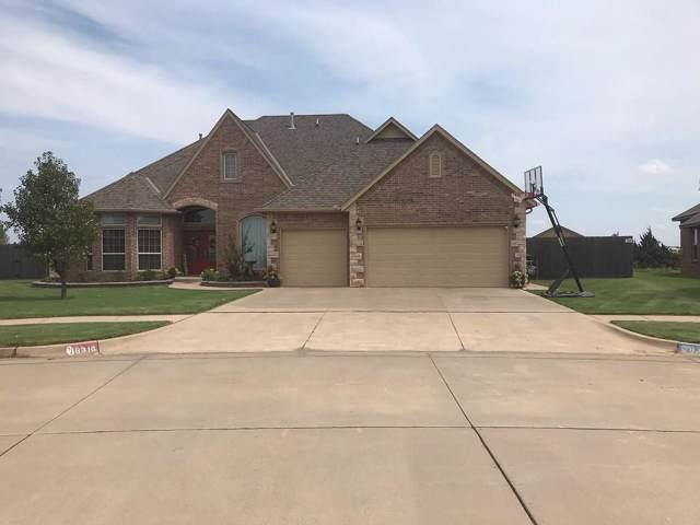 6316 Braniger Way, Oklahoma City, OK 73132 (MLS #896097) :: Homestead & Co