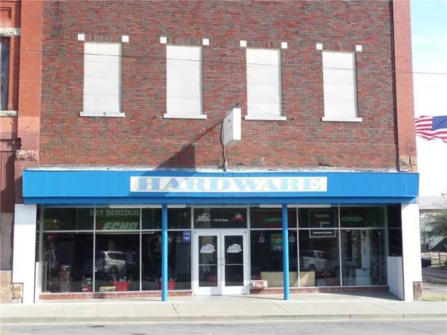 115 W Main Street, Holdenville, OK 74848 (MLS #896112) :: Homestead & Co