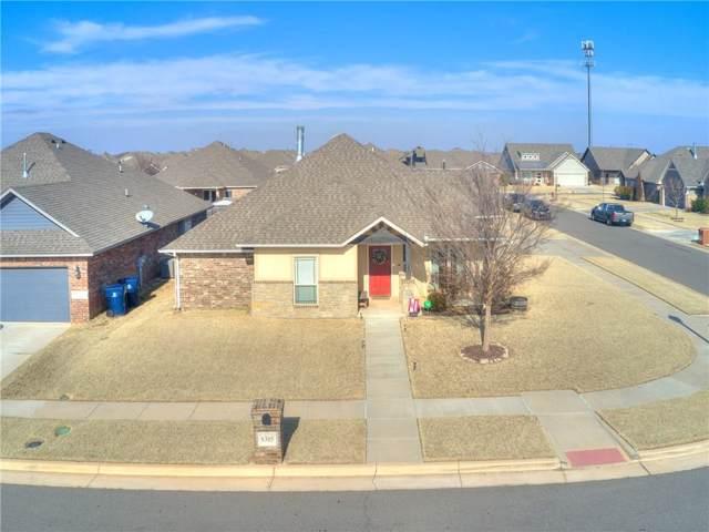8305 NW 139th Terrace, Oklahoma City, OK 73142 (MLS #896147) :: Keri Gray Homes