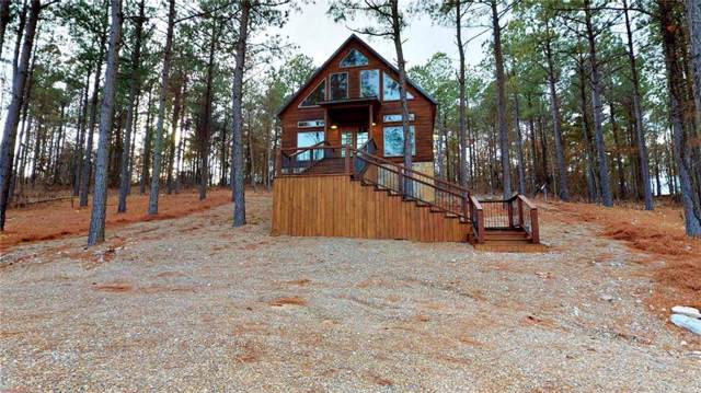 275 Red Berry Trail, Broken Bow, OK 74728 (MLS #896154) :: Homestead & Co