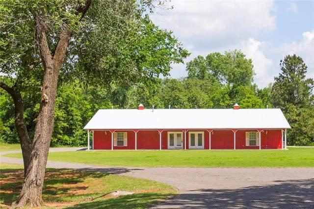 10721 E Reno Avenue, Midwest City, OK 73130 (MLS #896198) :: Homestead & Co
