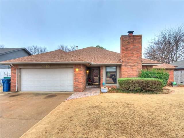 3032 SW 128 Street, Oklahoma City, OK 73170 (MLS #896206) :: Homestead & Co