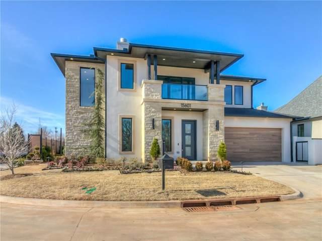 15601 Woodleaf Lane, Edmond, OK 73013 (MLS #896223) :: Homestead & Co