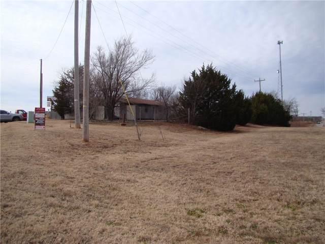 000 Corner Of Hwy 62 & 7th, Blanchard, OK 73010 (MLS #896228) :: Erhardt Group at Keller Williams Mulinix OKC