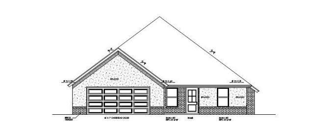16700 Doyle Drive, Edmond, OK 73012 (MLS #896236) :: Homestead & Co